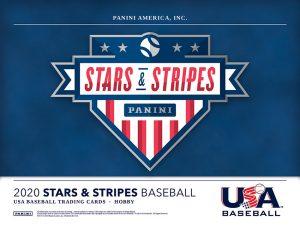 2020 Panini Stars & Stripes USA Baseball