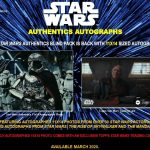 2020 Topps Star Wars Authentics