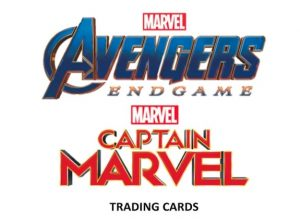 2020 UD Avengers Endgame & Captain Marvel