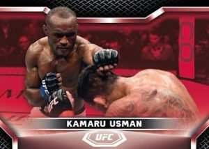 Base Red Kamaru Usman MOCK UP