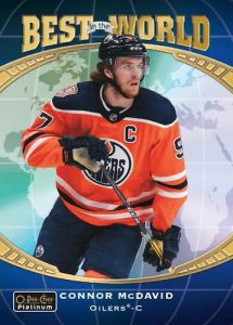 Best in the World Connor McDavid MOCK UP