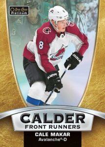 Calder Front Runners Cale Makar MOCK UP