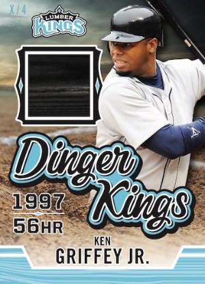 DInger Kings Relics Ken Griffey Jr MOCK UP