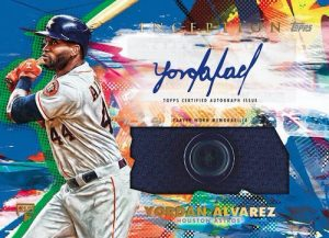 Inception Auto Patch Blue Uniform Button Yordan Alvaez MOCK UP