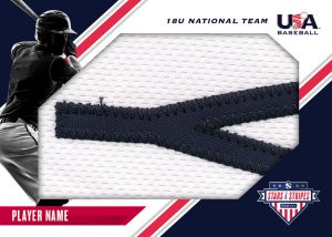 Jumbo Relics USA Collegiate Team MOCK UP