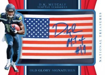 Old Glory Signatures DK Metcalf MOCK UP