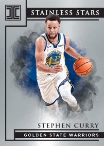 Stainless Stars Stephen Curry MOCK UP