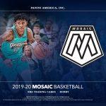2019-20 Panini Mosaic NBA