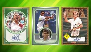 2020 Topps Transcendent Collection Tennis Hall of Fame