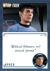 Base Spock Quote