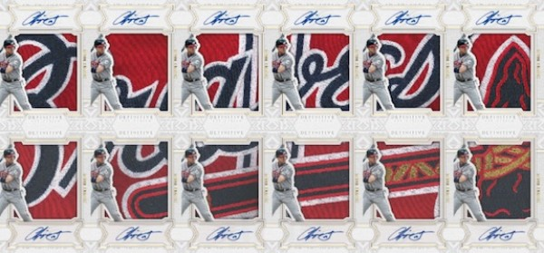 Definitive Auto Ultra Patch Collection Chipper Jones MOCK UP