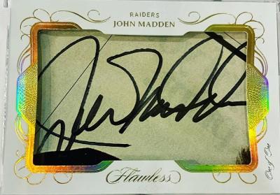 Flawless Cuts John Madden