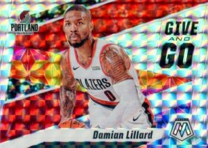 Give and Go Damian Lillard