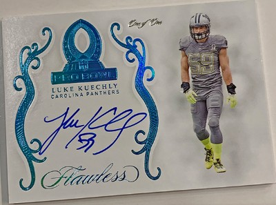 Pro Bowl Ink Luke Kuechly