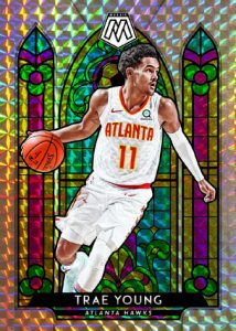 Stained Glass Trae Young