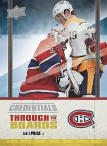 Through the Boards Carey Price MOCK UP