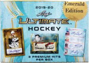 2019-20 Leaf Ultimate Hockey