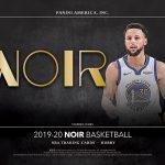 2019-20 Panini Noir Basketball