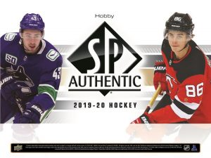 2019-20 SP Authentic Odds