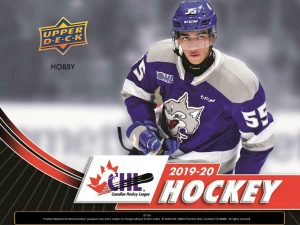 2019-20 Upper Deck CHL