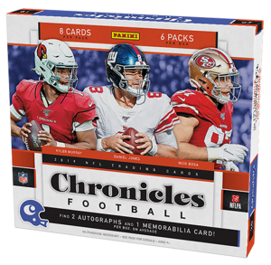 2019 Panini Chronicles Football