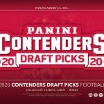 2020 Panini Contenders Draft Picks Football