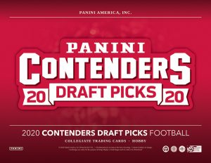2020 Panini Contenders Draft Picks Football