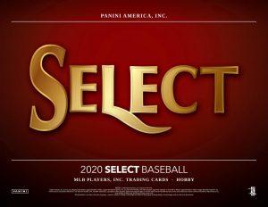 2020 Panini Select Baseball