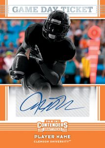 Game Day Ticket Auto MOCK UP
