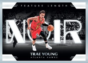Metal Frame Feature Length Trae Young MOCK UP