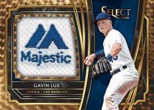 Rookie Jumbo Swatch Gavin Lux