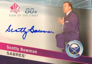 Sign of the Times 80s Scotty Bowman