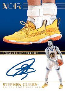 Sneaker Spotlight Auto Stephen Curry MOCK UP