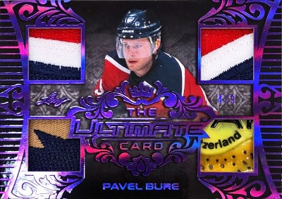 The Ultimate Card Relics Pavel Bure