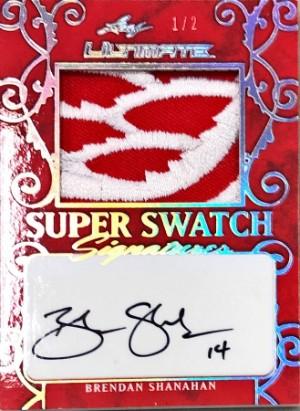 Ultimate Super Swatch Signatures Brendan Shanahan