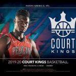 2019-20 Panini Court Kings Basketball
