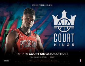 2019-20 Panini Court Kings Basketball