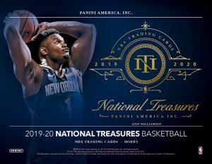 2019-20 Panini National Treasures Basketball