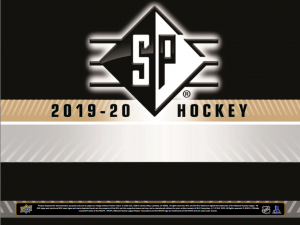 2019-20 SP Hockey