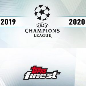2019-20 Topps Finest UEFA Champions League