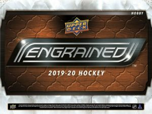 2019-20 Upper Deck Engrained Odds