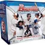 2020 Bowman Sapphire Edition Baseball