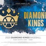 2020 Panini DIamond Kings Baseball