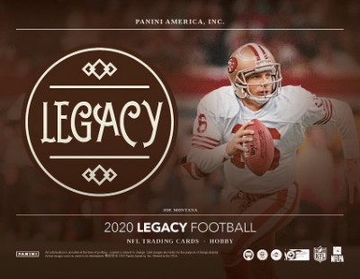2020 Panini Legacy Football