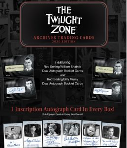 2020 Rittenhouse Twilight Zone Archives