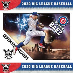2020 Topps Big League Baseball