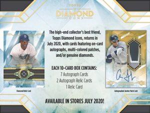 2020 Topps Diamond Icons Baseball