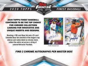 2020 Topps Finest Baseball