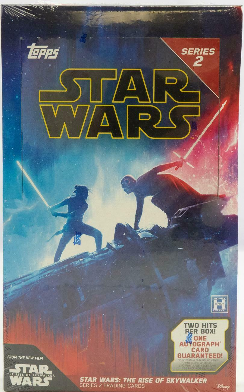 Topps Star Wars The Rise of Skywalker Kylo Ren CARD 6 of 15