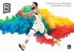 Color Blast Stephen Curry MOCK UP